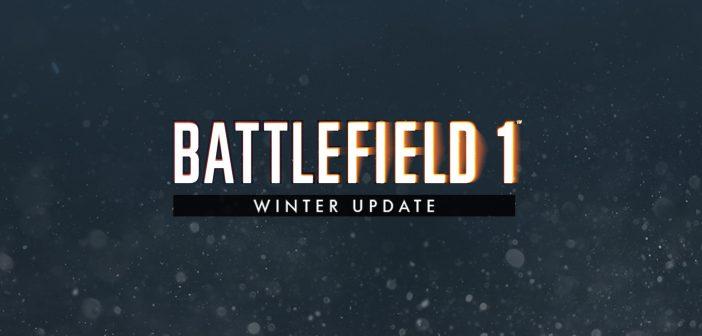 Battlefield 1 – Winter-Update veröffentlicht