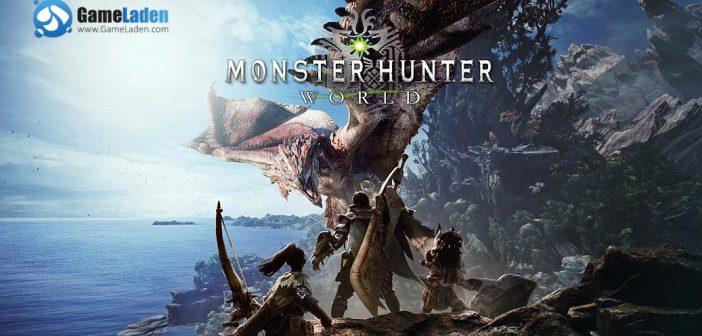 Monster Hunter World – Freundlich für neue Spieler