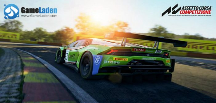 Assetto Corsa Competizione – Super Rennsimulationsspiel