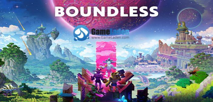 Boundless – Legendäres Sandbox-Multiplayer-Spiel