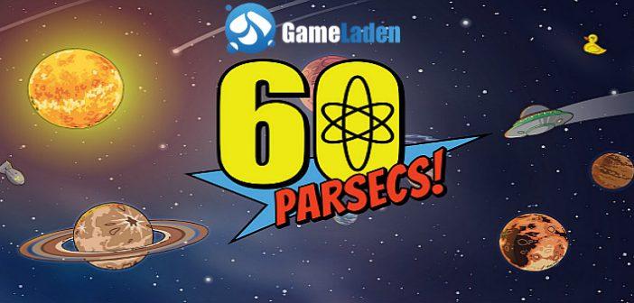 60 Parsecs! – 60 Sekunden Vorbereitung auf den Weltraum