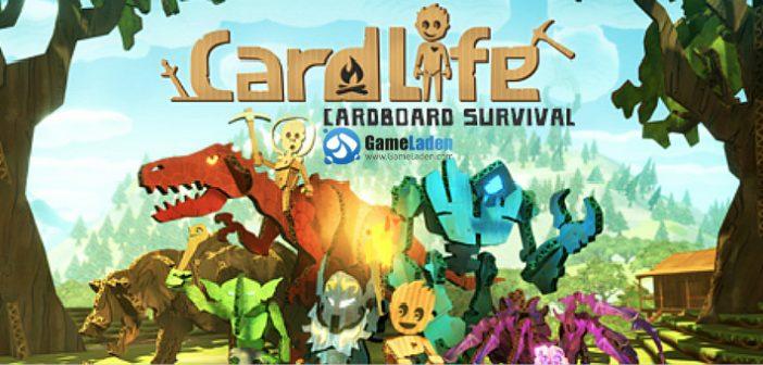 CardLife: Cardboard Survival – Ein Spiel hilft Ihrer Innovation