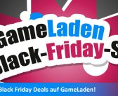 Black Friday Sale auf GameLaden