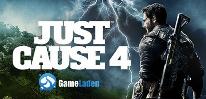 Just Cause 4 – Boom Boom Boom im First-Person-Winkel