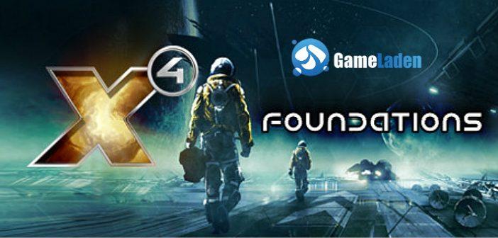 X4: Foundations – Erkunde das unbekannte Universum