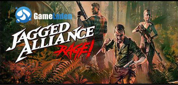Jagged Alliance: Rage! – Kontrolliere den Feind, um dir zu helfen.