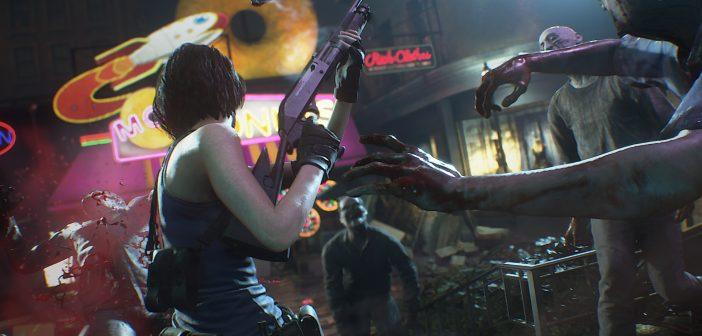 Resident Evil 3 Mod verwandelt das Spiel in ein Remake von Dino Crisis